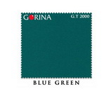 Бильярдное сукно Gorina blue green