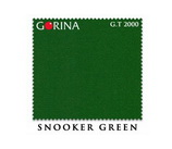 Бильярдное сукно Gorina English green