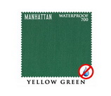 Бильярдное сукно Manhattan waterproof yellow green