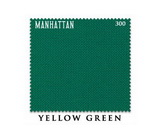 Бильярдное сукно Manhattan 300  yellow green